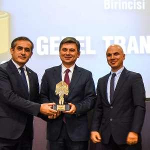 GENEL TRANSPORT Awarded as BEST AIR FREIGHT FORWARDER of TURKEY