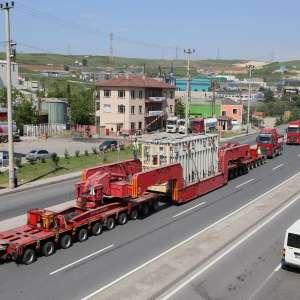 285 tons Siemens Transformer on Girder Bridge