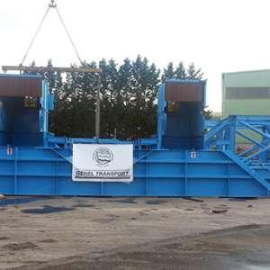 Mining Unit from Turkey to Australia